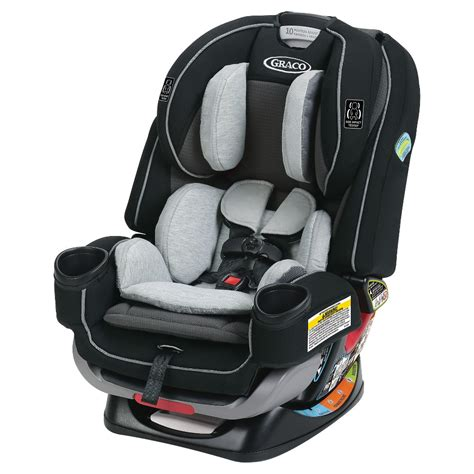 graco forward facing car seat installation graco 4ever extend2fit all in one convertible car seat
