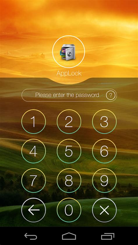 Applock Themes | applock theme hill android apps on google play