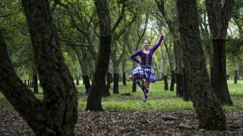 edinburgh tattoo brisbane canberra highland dancer performing at royal edinburgh