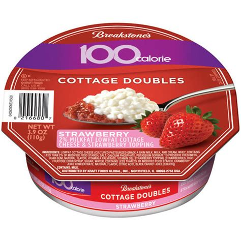 breakstone cottage cheese doubles only 0 50 at shoprite