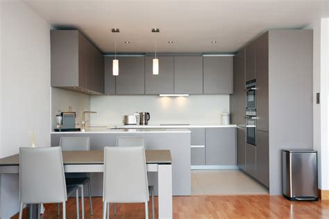 modern open plan kitchen designs open plan grey kitchen design modern kitchen london