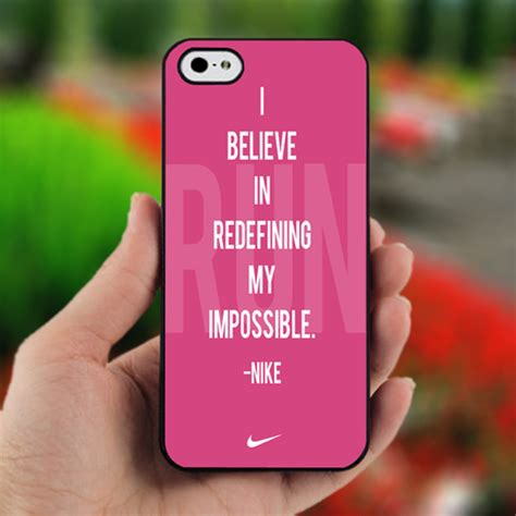 Nike Just Do It Quote Iphone 7 nike just do it logo quotes design for iphone 4 4s