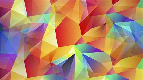 colorful wallpaper triangles samsung galaxy s5 abstract colorful triangles desktop