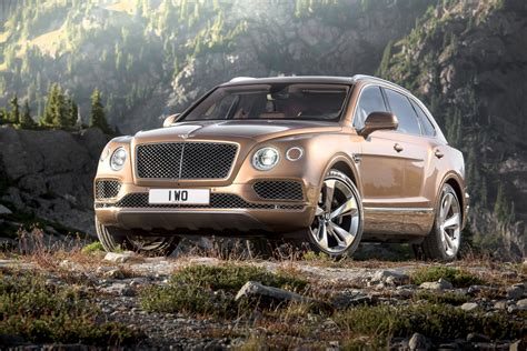 bentley bentayga 2015 bentley bentayga fastest most powerful and most