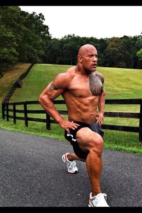 frugal fitness 174 dwayne quot the rock quot johnson on steroids