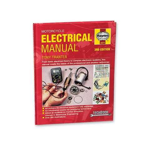 haynes motorcycle electrical manual zz16608 j p cycles