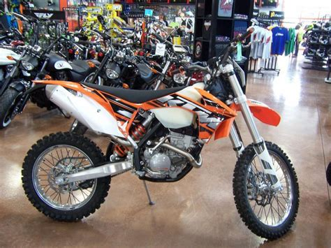 Ktm 250 Dirt Bike For Sale 2013 Ktm 250 Xcf W Dirt Bike For Sale On 2040 Motos