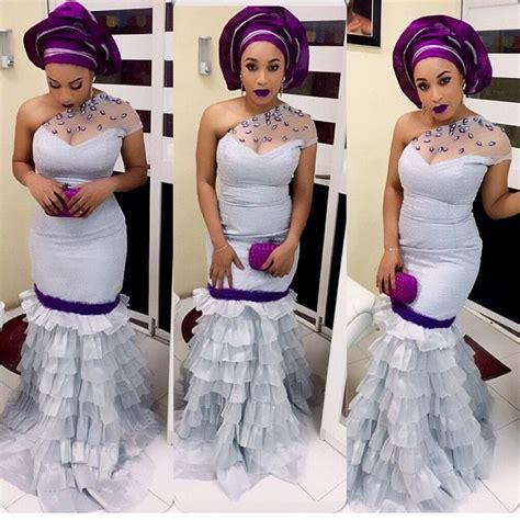 gown styles on bella naija aso ebi styles hairstyle for black women