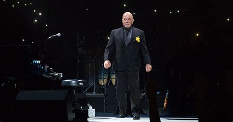 Wears Of David by Billy Joel Wears Of David During Msg Concert August