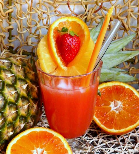 Jamaican Planters Punch by Cindystar Planters Punch Jamaican Cold Rum Punch Giamaica