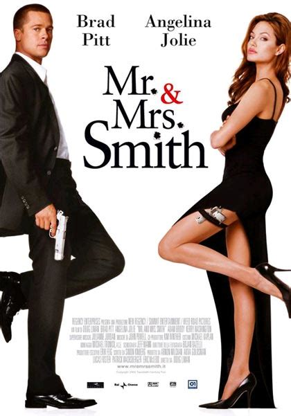 Divx Mr And Mrs Smith Brad Pitt Angelina Jolie 2005 Italiano Avi Mr And Mrs Smith Save The Date Template