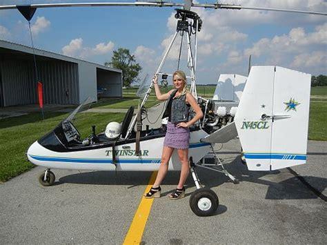 gyro gyroplane gyrocopter