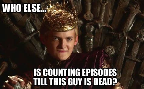 Joffrey Meme - game of thrones joffrey dead meme image memes at relatably com