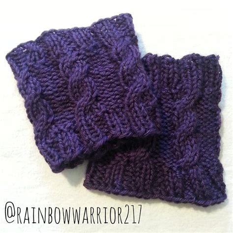 knit boot cuffs pattern free cable boot cuffs easy knitting knitting patterns and cable