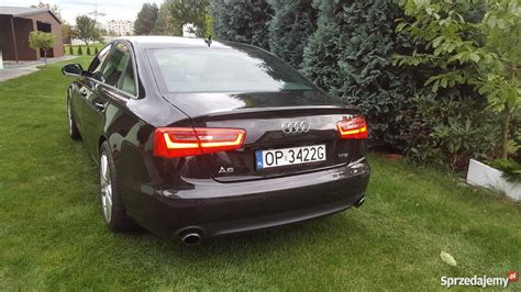 Audi A6 C7 S Line by Audi A6 C7 S Line Tfsi Opole Sprzedajemy Pl