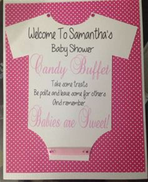 Baby Shower Buffet Sign Template by 1000 Images About Buffet Banners And Signs On