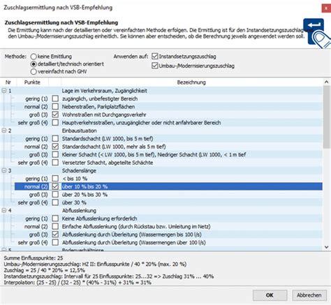 Rechnung Für Schweiz Hoai Honorarermittlung Software Programm Pro Wesa
