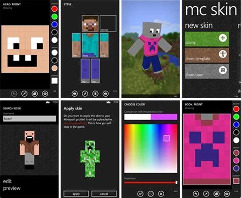 theme generator minecraft mc skin editor app to customize minecraft skins on your own