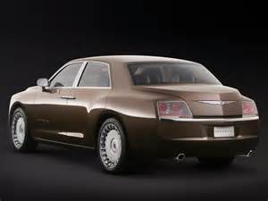 2006 Chrysler Imperial 2006 Chrysler Imperial Concept Rear Angle 1024x768