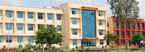 Best Mba College In Bhopal by Millennium At A Glance Best Engineering Pharmacy Mba