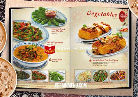Buku Menu desain buku menu design menu book