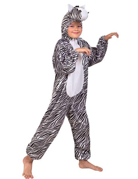 zebra kostuem fuer kinder kostueme fuer kinderund guenstige