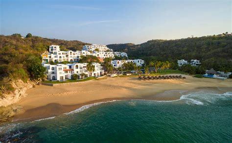 hotel camino real oaxaca resort camino real zaashila santa huatulco mexico