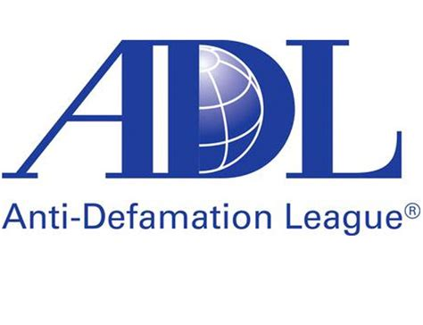 Ad L by Adl Sheds Light On Influence Of On Us Terrorist