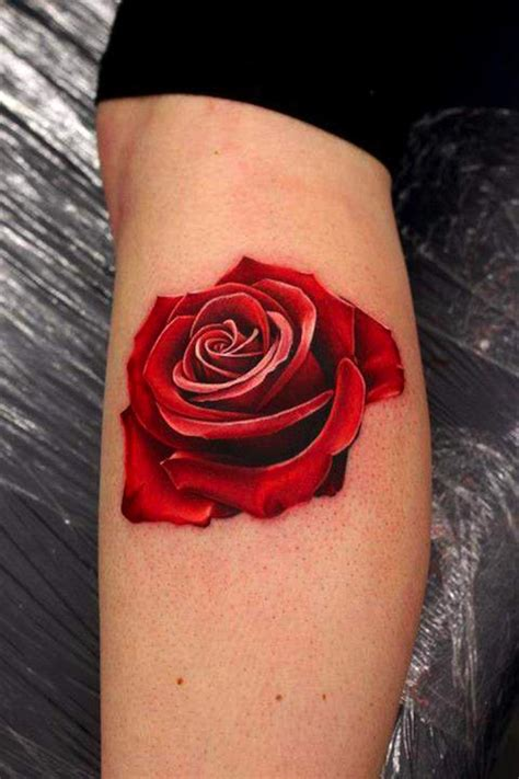 red rose tattoo for men 20 tattoos