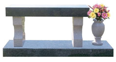 graveside memorial benches 10 unique ideas for honoring the memory of a loved one