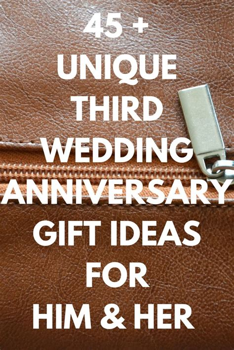 Wedding Gift Ideas Auckland by Third Year Wedding Anniversary Gift Ideas Gift Ftempo