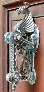 Unique Door Knockers 25 Cool And Unusual Door Knockers Design Swan