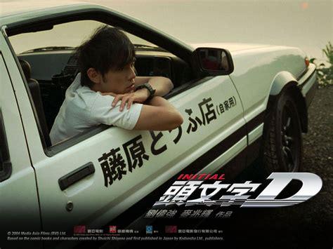judul film balap mobil hongkong sheyra sinopsis initial d