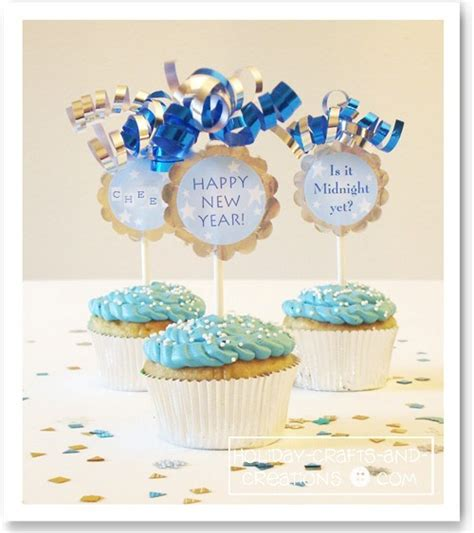 new year cupcake ideas christian new year ideas photograph new year s cup