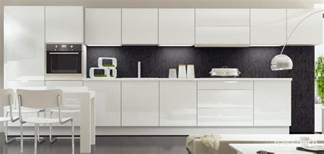 hochglanz küche k 252 che holz und beton