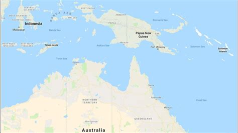 In Papua New Guinea Dodwell powerful earthquake rattles homes gold mine in papua new guinea toronto