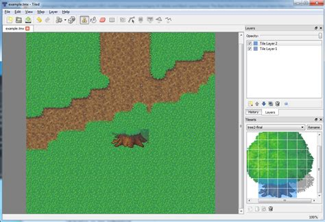 edit map introduction to tiled map editor a platform agnostic tool