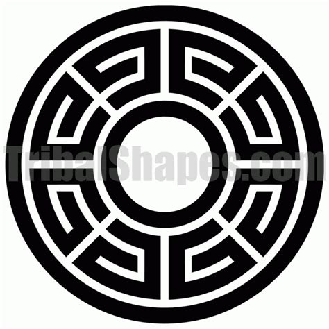 tattoo logo circle circle tribal tattoo design real photo pictures images
