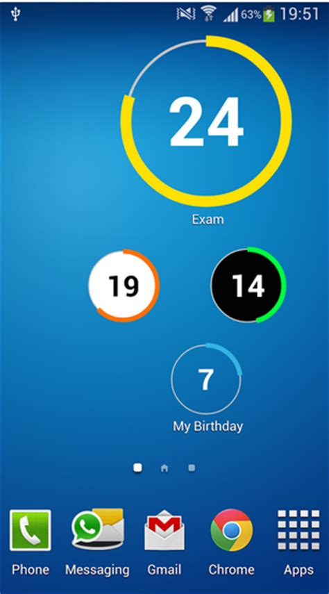 countdown app android excellent 10 free countdown android widgets