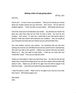 Covering Letter Advice by Letter Format 187 Advice Letter Format Cover Letter And Resume Sles