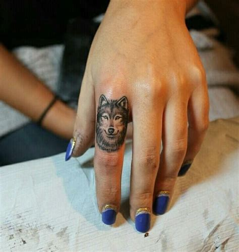animal finger tattoos designs ideas and meaning tattoos