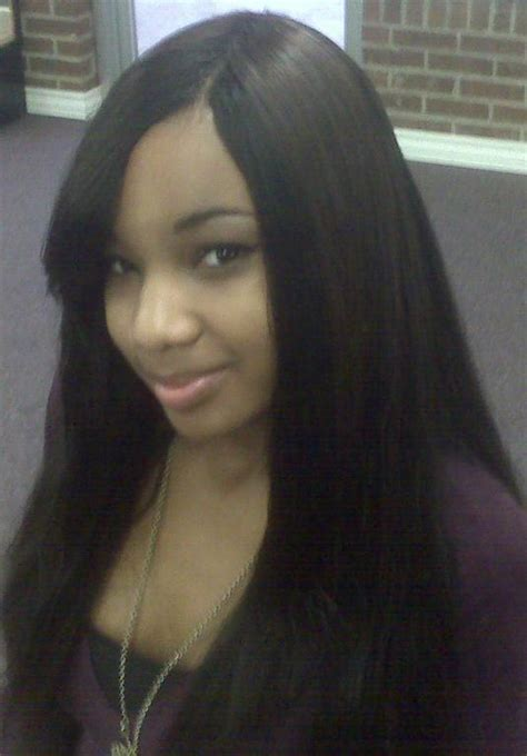 invisible weaves pin invisible part quik weave vixen on pinterest