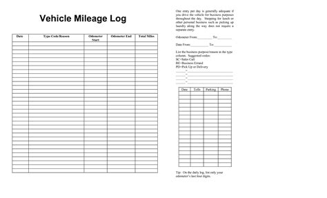 travel log book template best photos of vehicle log book template motor vehicle