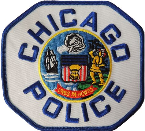 Patchwork Patches - file patch of the chicago department png