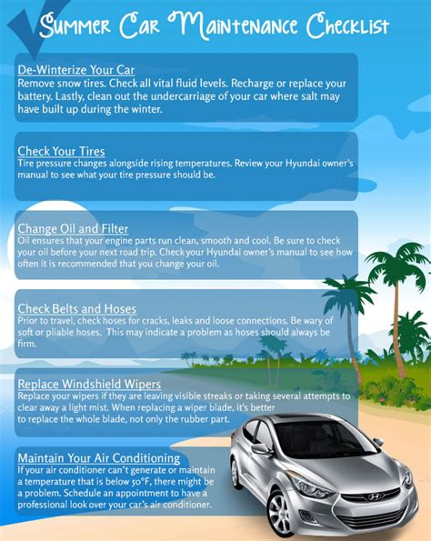 perfection tire summer car care tips