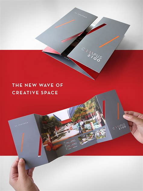 leaflet design creative 30 best picks of brochure design ideas template exles