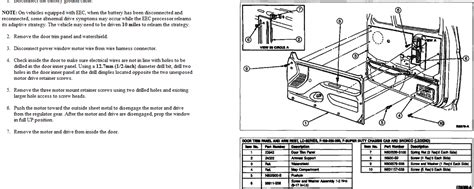 1995 ford f150 parts diagram i a 1995 ford f150 and the driver side door will not