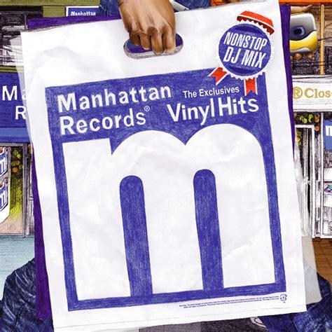 Manhattan Records Manhattanrecordstheexclusivevinylhits レコード Cd通販のマンハッタン