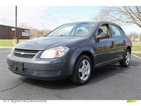 Slate Ls by 2008 Chevrolet Cobalt Ls Sedan In Slate Metallic 157792