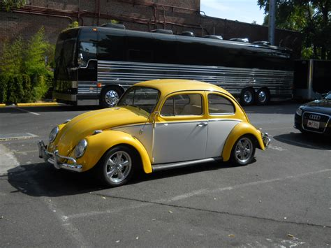 volkswagen bug yellow yellow vws in portland page 2